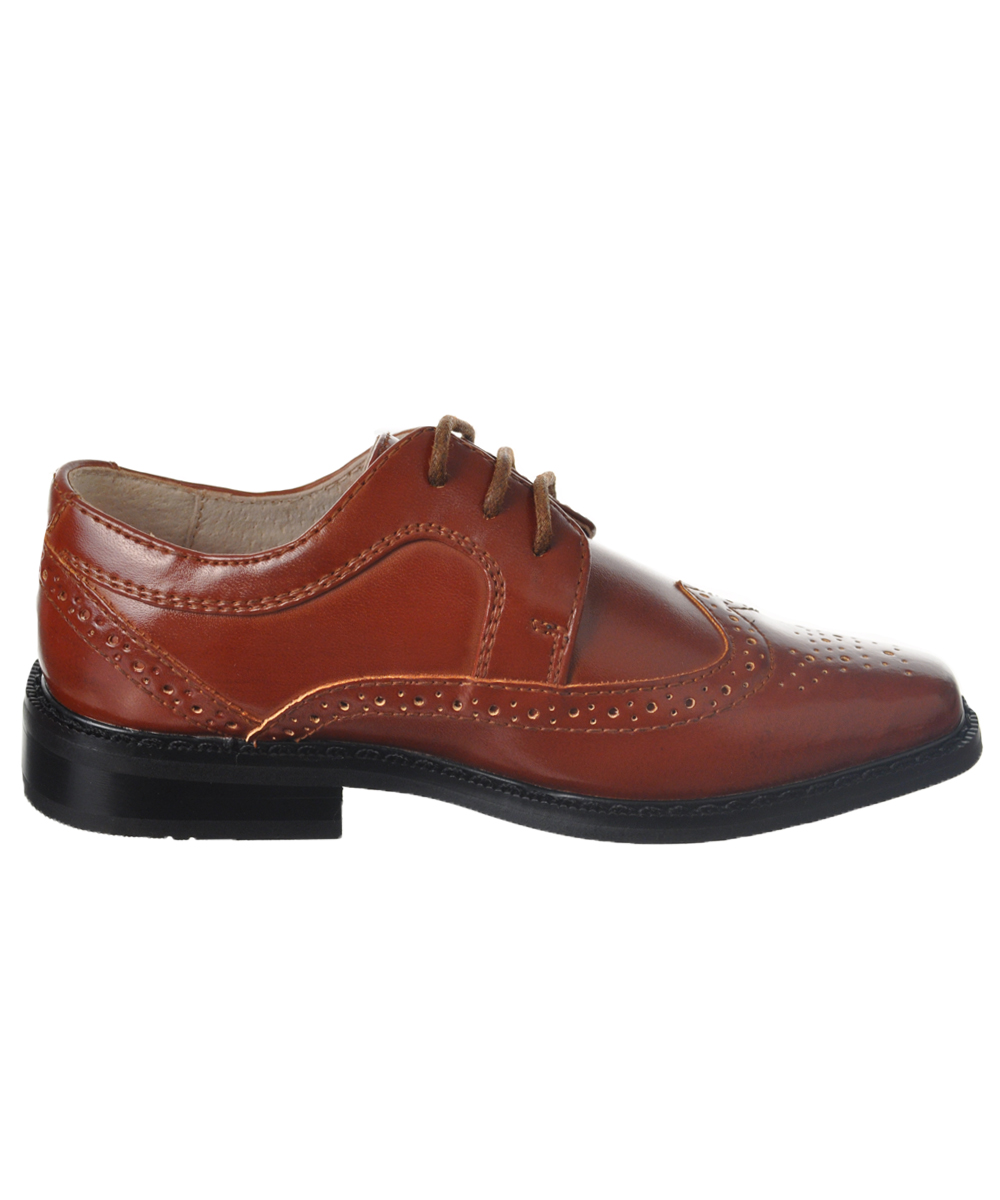 Find great deals on eBay for boys wingtip shoes. Shop with confidence.