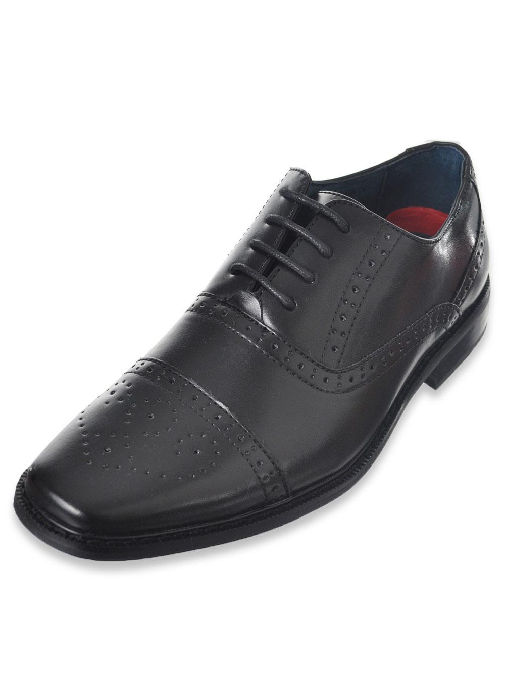 joseph allen boys quot worsted flourish quot dress shoes youth