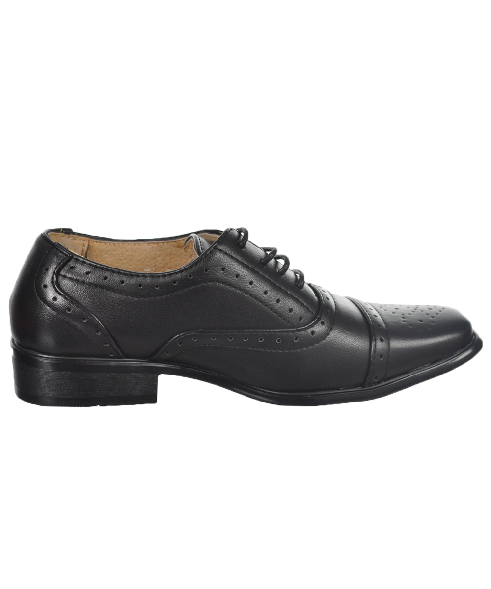 easy strider boys quot fully worsted quot dress shoes youth