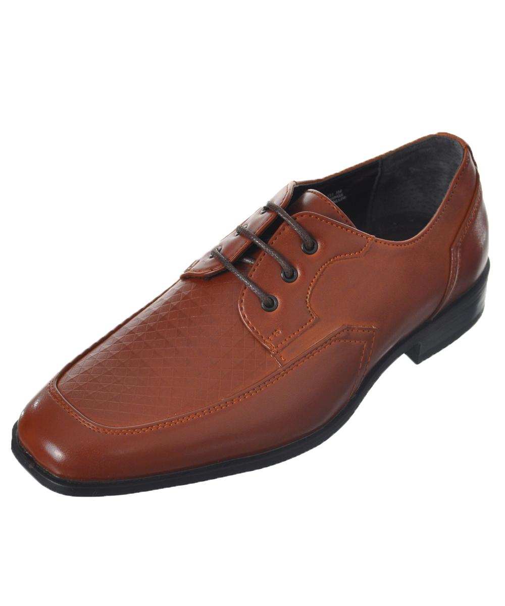 boys quot faxon quot dress shoes youth sizes 1 7