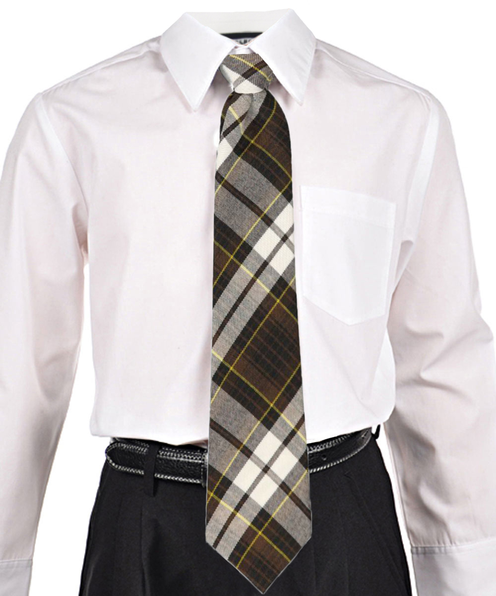 Cookie/'s Brand Adjustable Banded Necktie with Clip