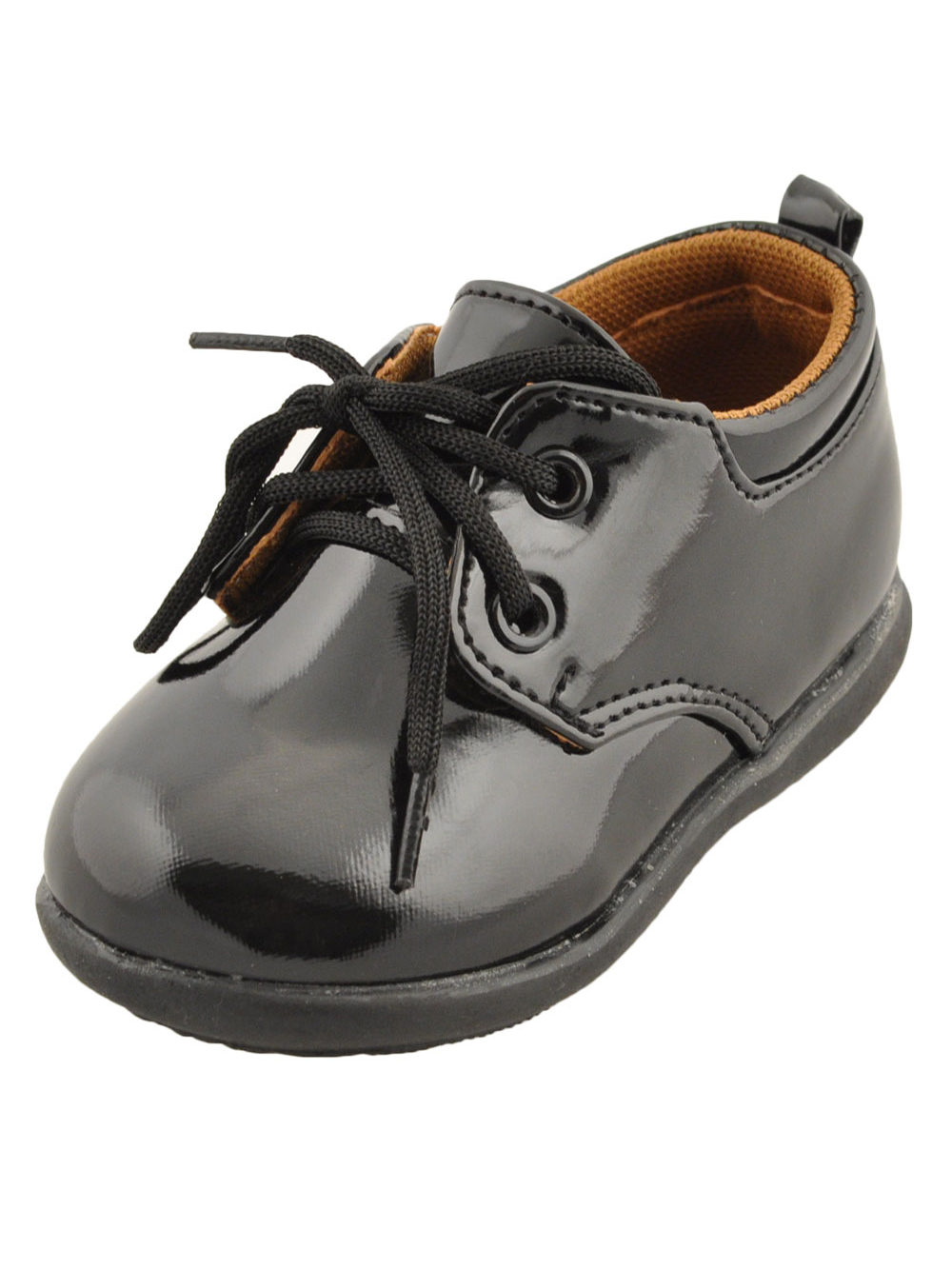 tendertoes patent leather oxford dress shoes infant boys