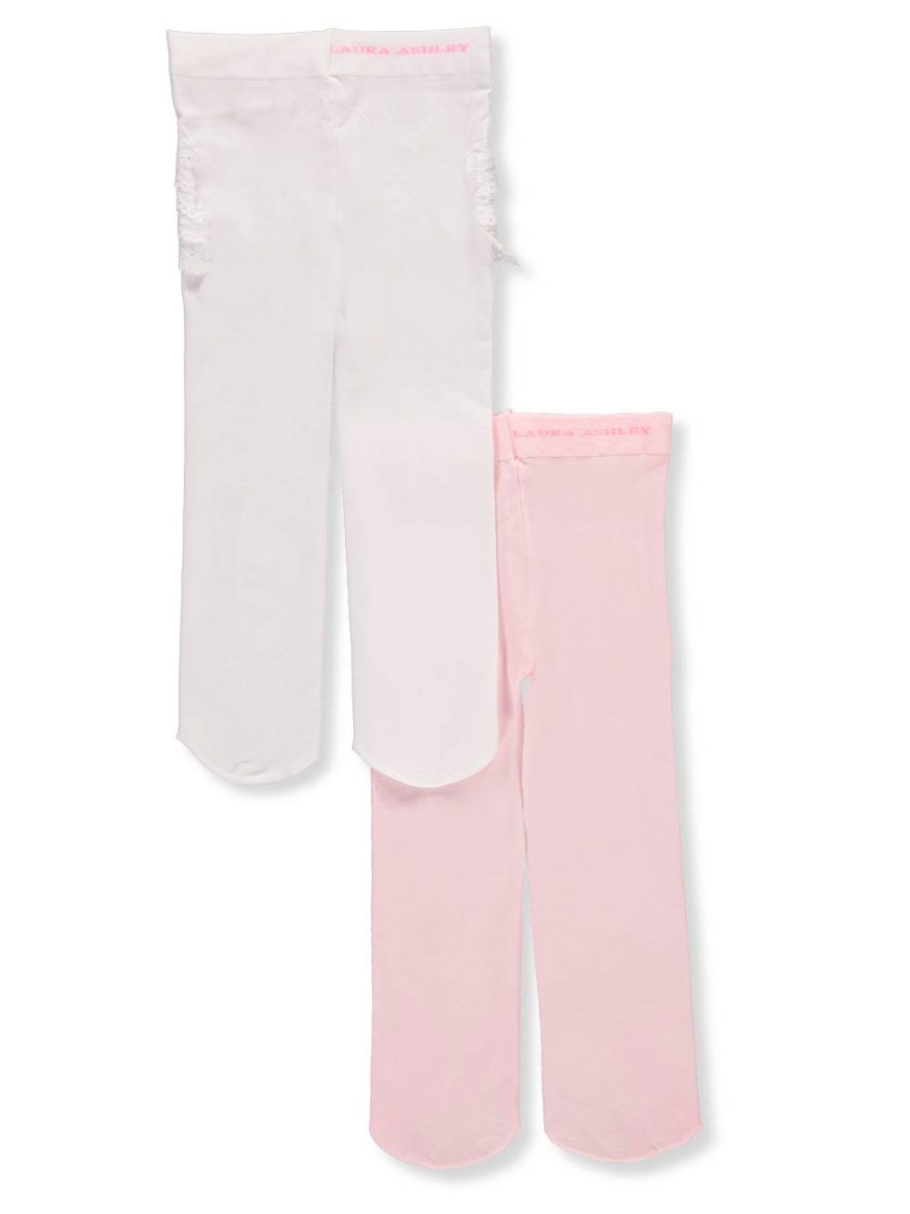 Laura Ashley Baby Girls/' 2-Pack Tights