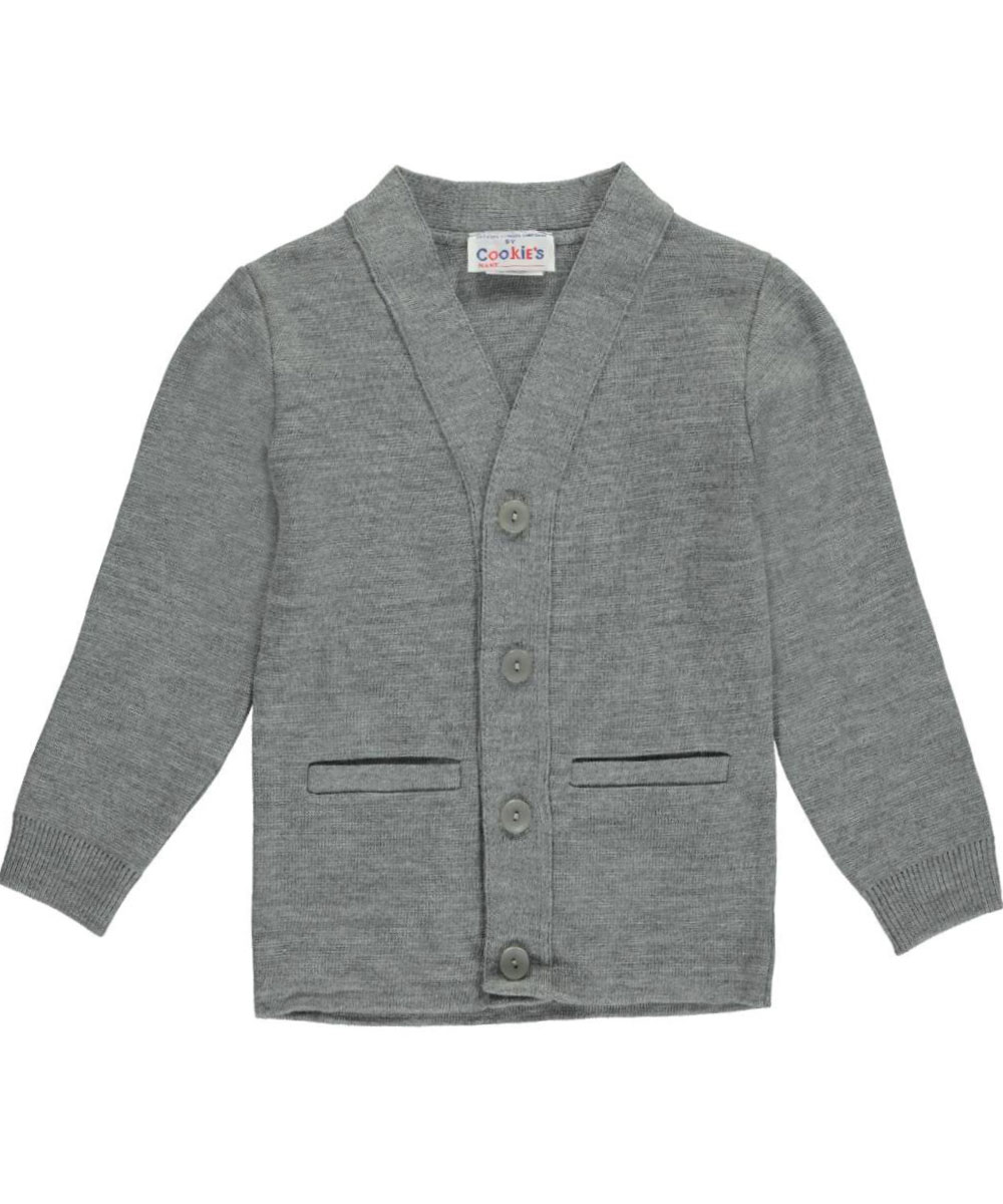 Cookie's Brand Big Boys' Cardigan Sweater (Sizes 8 - 20) | eBay