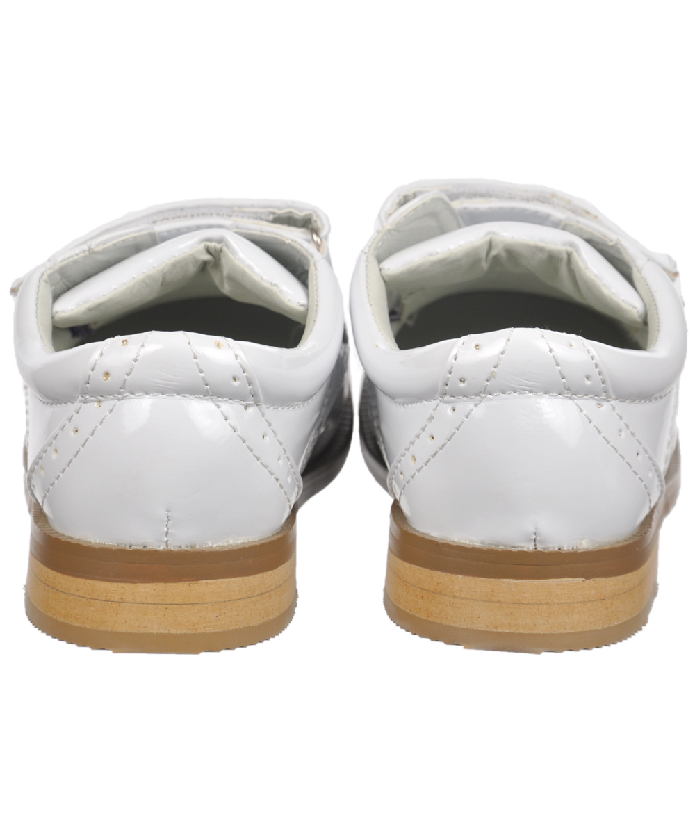 "Josmo ""Oreille"" Brogue Dress Shoes Toddler Boys Sizes 5"