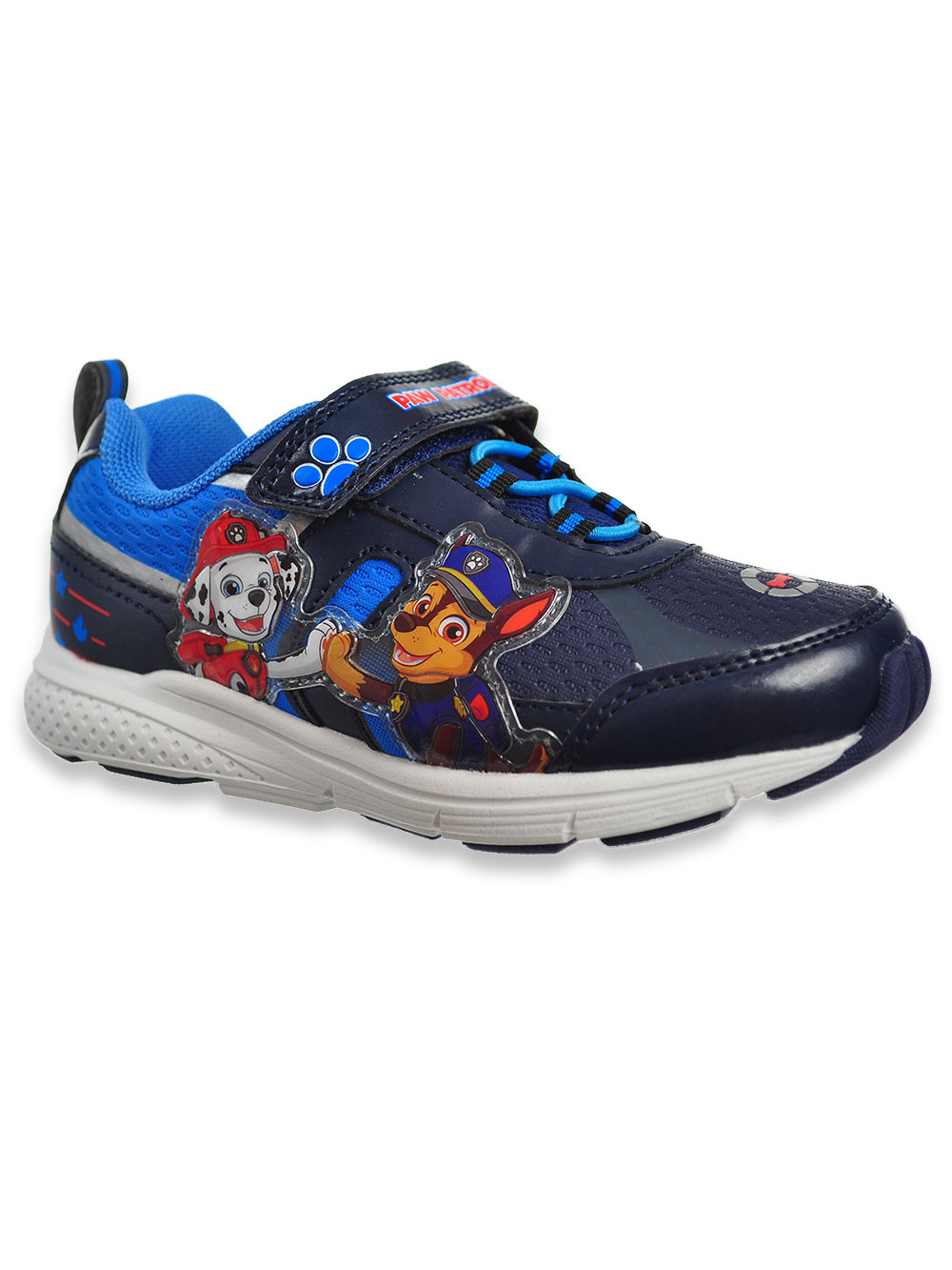 Sizes 7-12 Paw Patrol Boys/' Light-Up Sneakers