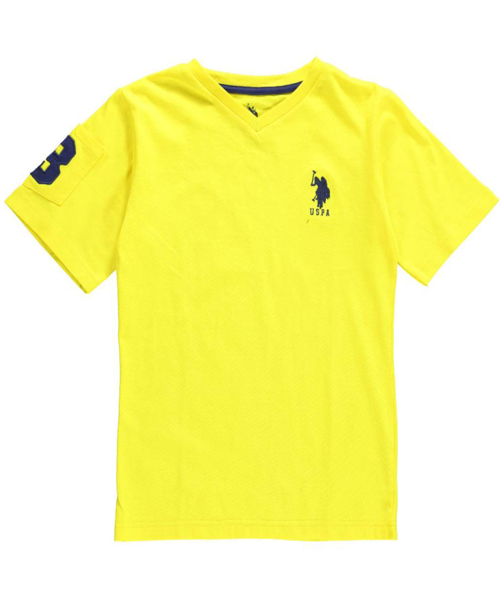 Us Polo Assn Shirts Size Chart
