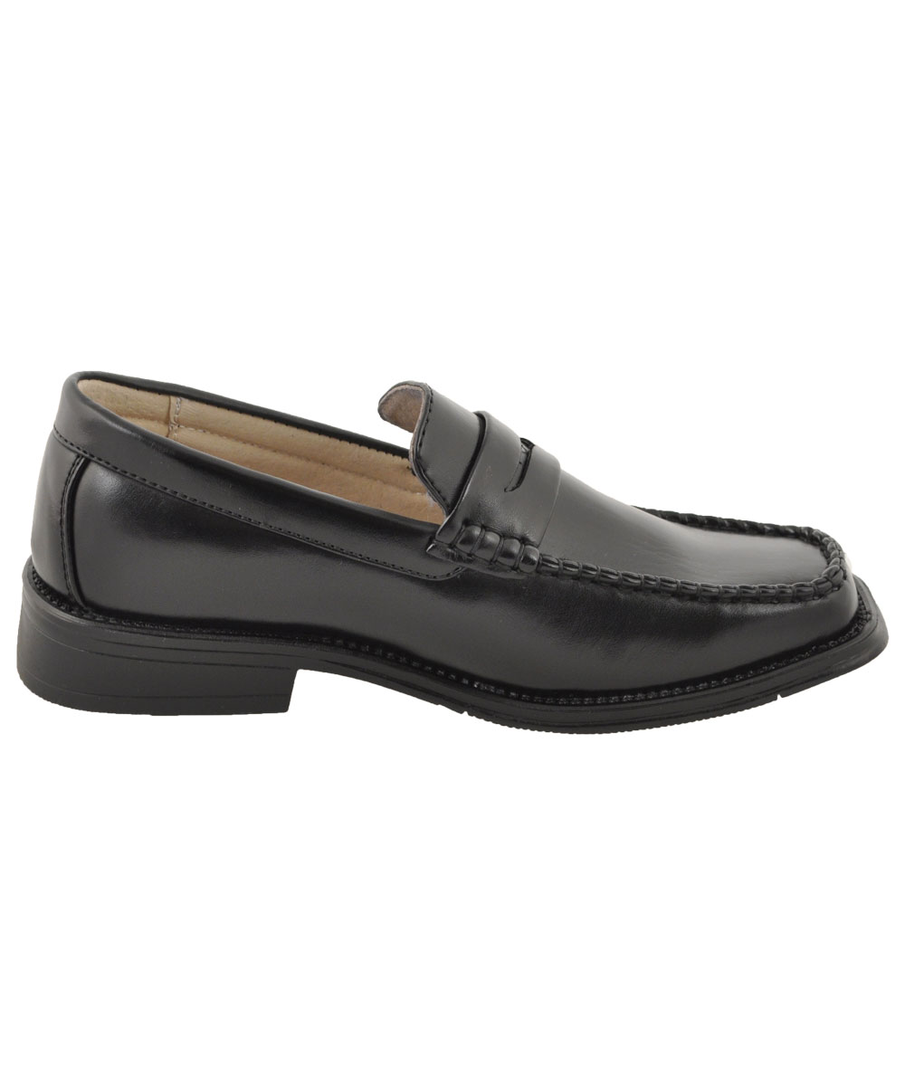 "EasyStrider Boys ""Buxton"" Penny Loafers Toddler Sizes 6"