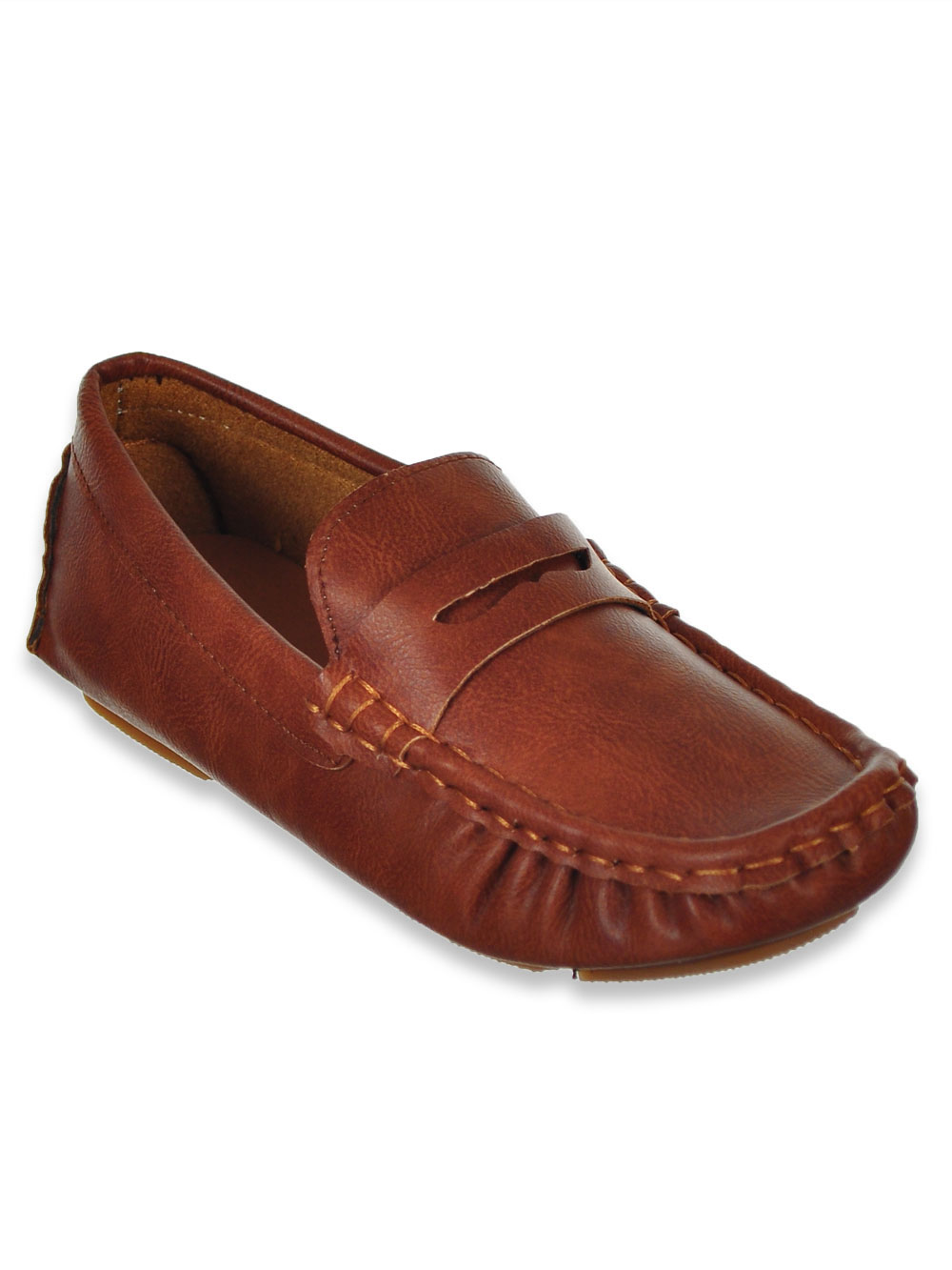 Eddie Marc Boys' Penny Loafers (Sizes 5 - 4) | eBay