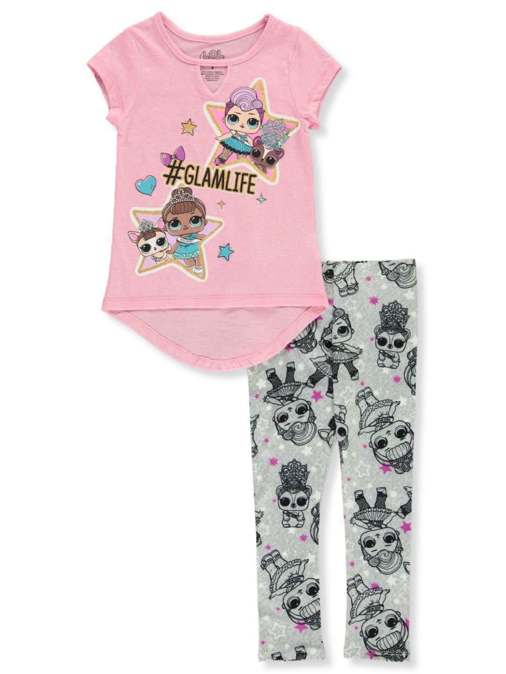 Peppa Pig Toddler Girls Roller Girl Blue 2 Piece T-Shirt and Skirt Set