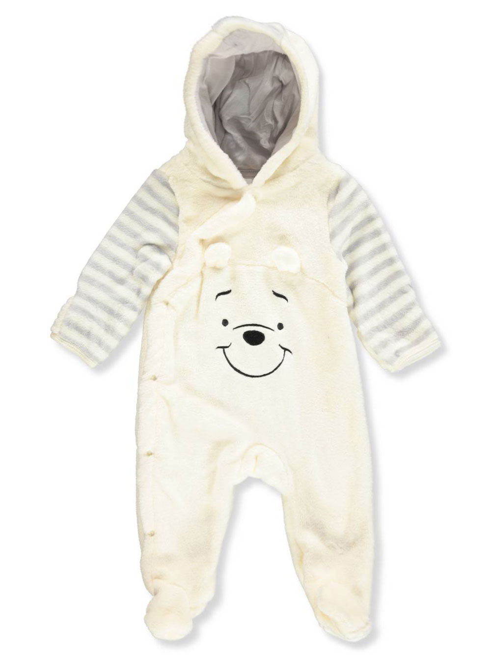 5c2015dbc Details about Disney Baby Boys' Hooded Pram Suit Featuring Winnie the Pooh