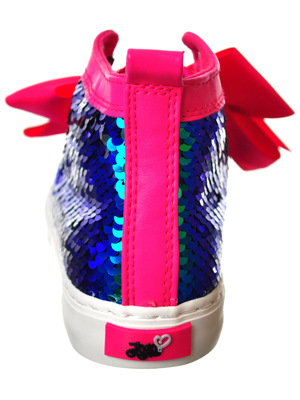 Jojo Siwa Girls' Hi-Top Sneakers (Sizes 12 - 4) | eBay