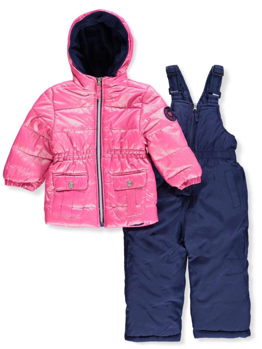71c0866c0 Pink Platinum Baby Girls  2-Piece Snowsuit