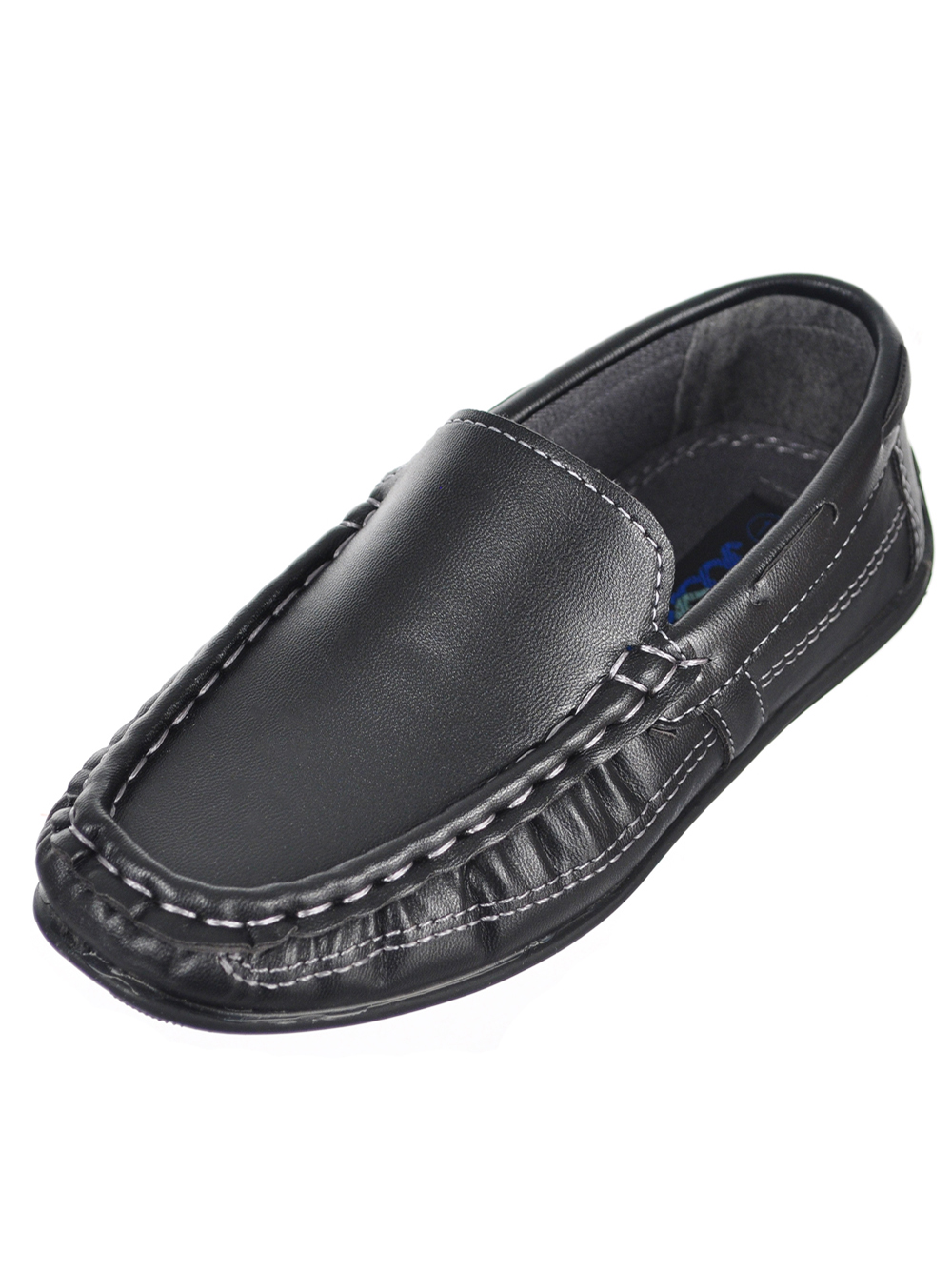 Jodano Collection Boys Driving Loafers