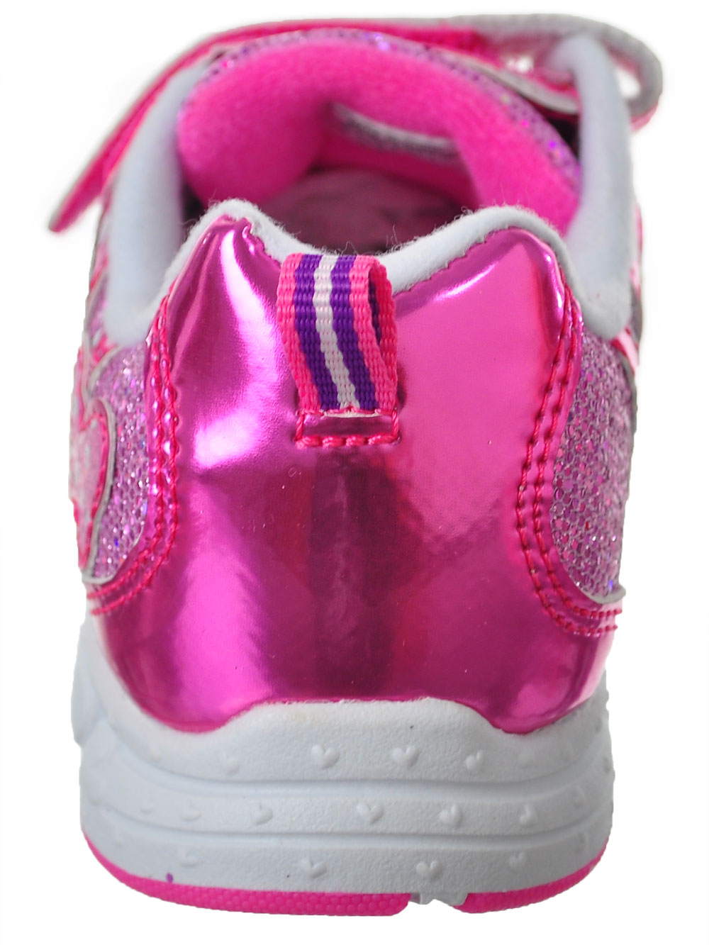 74b2a4e2b9ad Disney Minnie Mouse Girls  Light-Up Sneakers (Sizes 7 - 12)