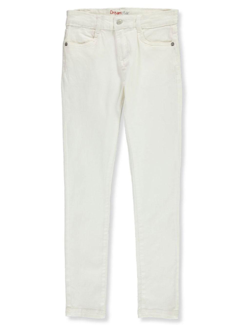 Dream Star Girls Stretch Twill Jeans