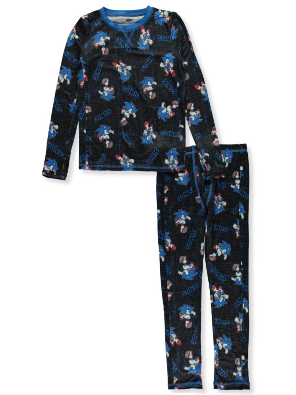 Cuddl Duds Boys Batman 2-Piece Stretch Poly Long Underwear Set