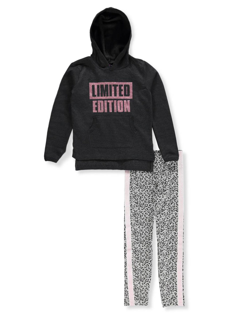Limited Too Girls/' 2-Piece Leggings Set Outfit