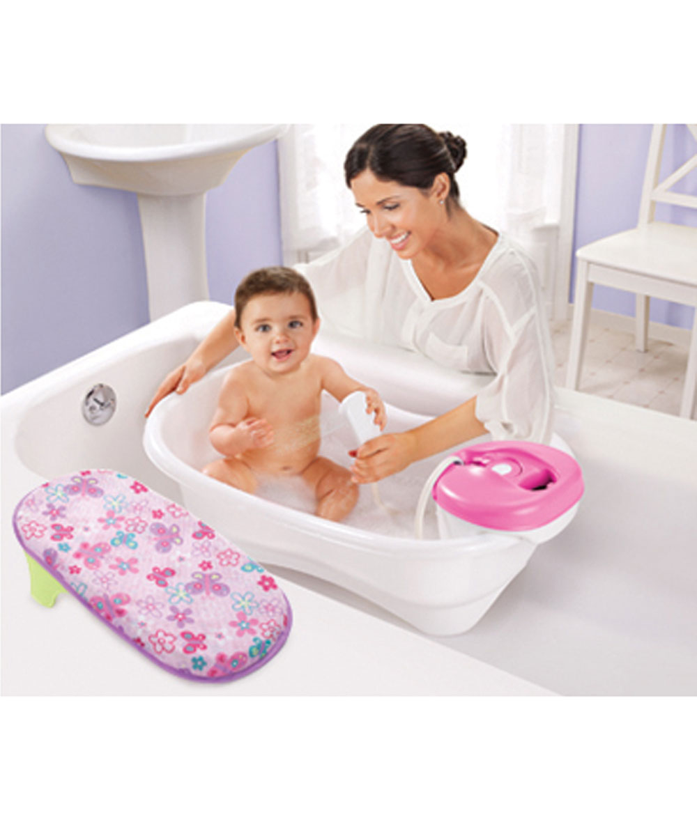 Summer Infant Bath Center And Shower summer infant newborn-to-toddler bath center & shower   ebay