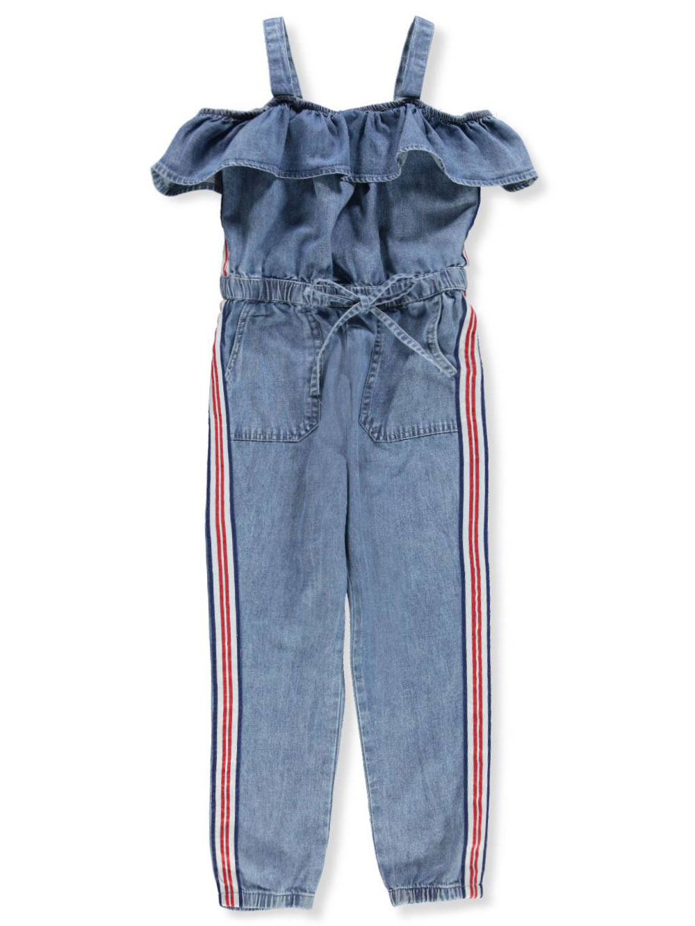 75faaaf068c9e0 Chillipop Girls' Cold Shoulder Jumpsuit | eBay
